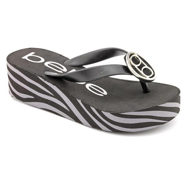 Bebe Women's 'Lisle' Synthetic Sandals