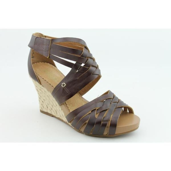 258d24431ed Shop Indigo By Clarks Women s  Sky Pocomo  Leather Sandals - Free ...