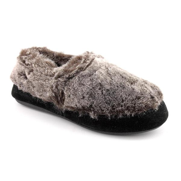 Acorn Women's 'Tex Moc' Faux Fur Casual Shoes