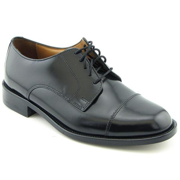 Boston Accent Men's 'Andover' Leather Dress Shoes Wide