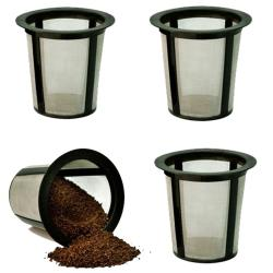 Medelco RK-202-CB-12 Universal Single-cup Replacement Coffee Filters (Pack of 4)