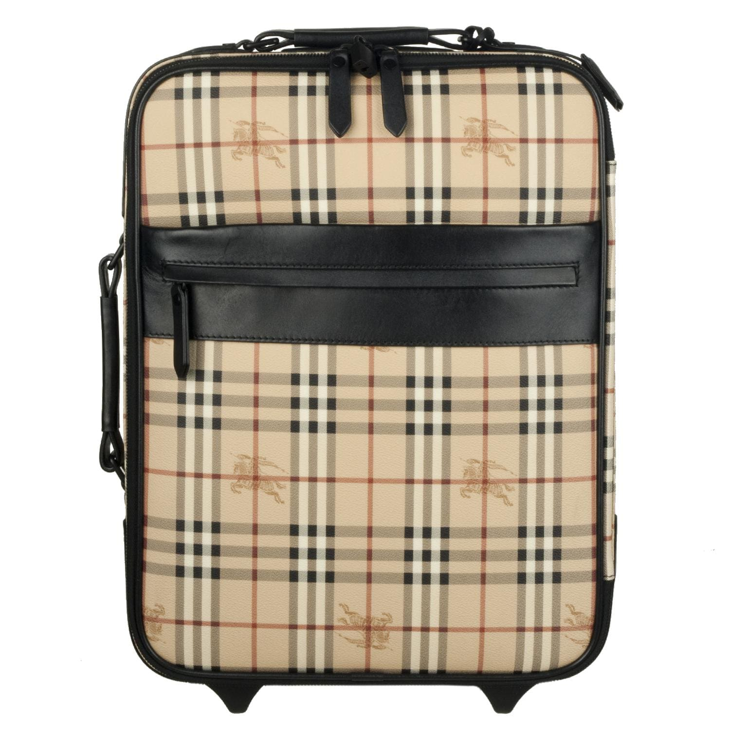 Burberry 19 Inch Check Print Carry On Upright Free