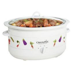 Thumbnail 1, Rival Crock Pot 5070TCVGNP 7-quart Oval Manual Slow Cooker.
