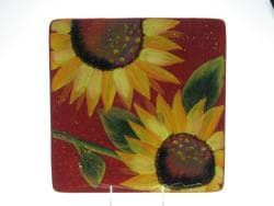 Certified International Sun Blossom 12.5-in Platter - Thumbnail 1