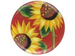 Certified International Sun Blossom 15-in Round Platter - Thumbnail 1
