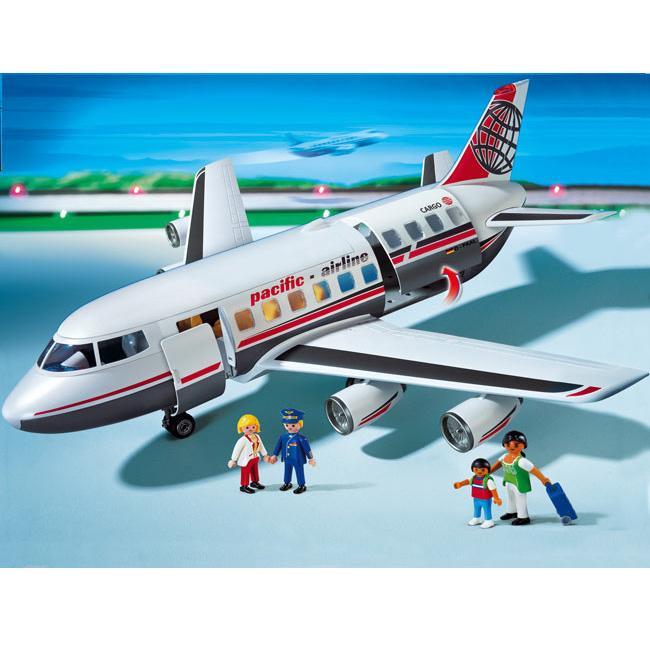 Playmobil Jet Plane Play Set