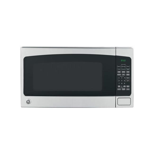 GE JEB1860SMSS Stainless Steel 1.8-cu-ft Countertop Microwave Oven