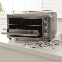 Shop Wolfgang Puck 22 Liter Heavy Duty Convection Toaster