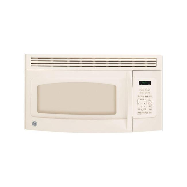Ge Profile Jnm1541dncc Bisque Spacemaker 1 5 Cu Ft Over