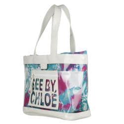 See by Chloe 9S7142 Medium See-through Tote Bag
