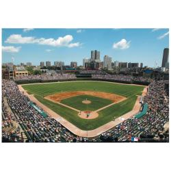 Chicago Cubs 500-piece Wrigley Field Puzzle - Thumbnail 1