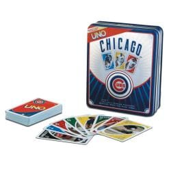 Chicago Cubs UNO Card Game - Thumbnail 1