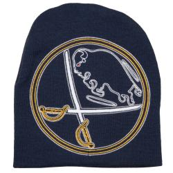 Buffalo Sabres Big Logo Stocking Hat - Thumbnail 2