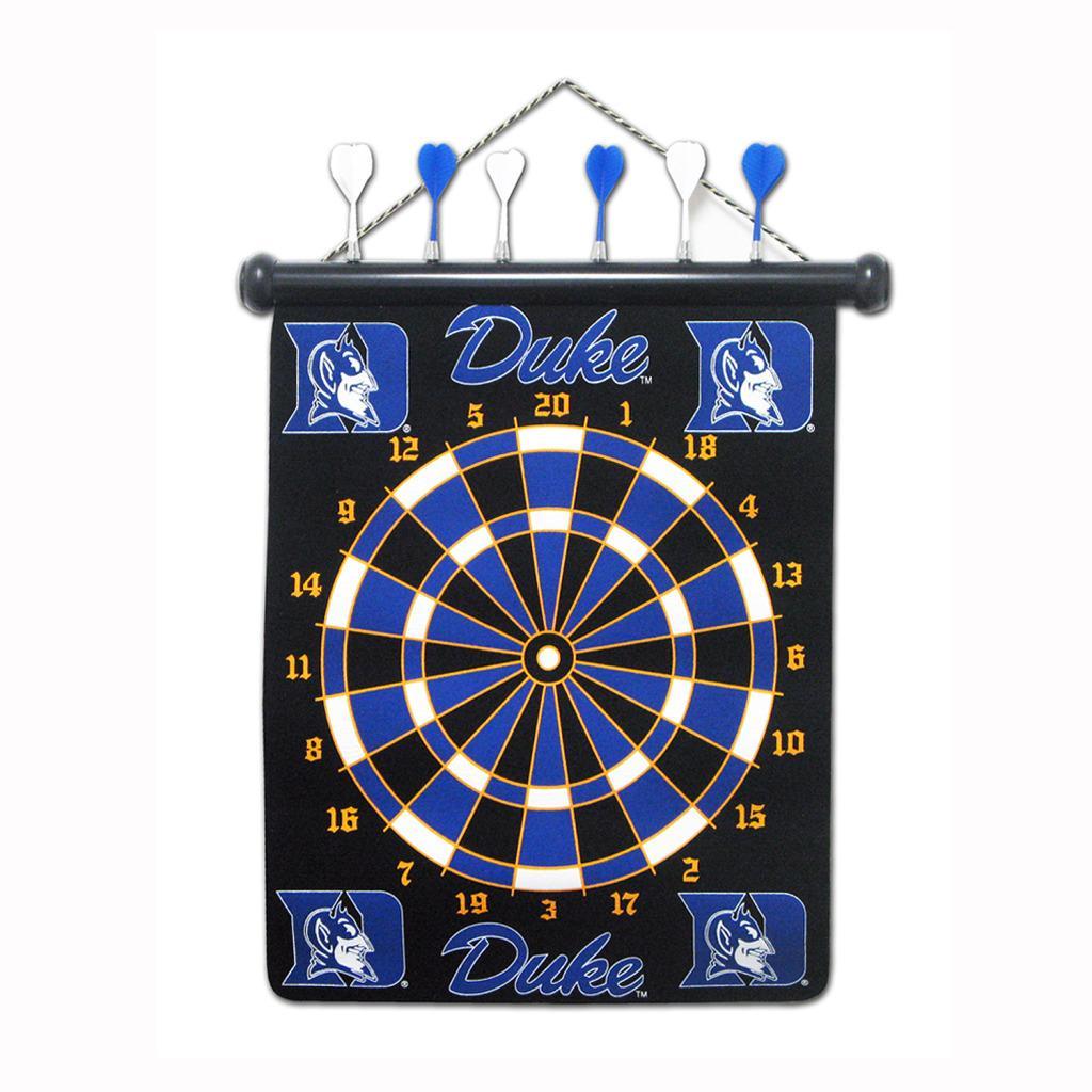 Duke Blue Devils Magnetic Dart Board