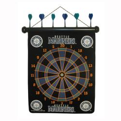 Seattle Mariners Magnetic Dart Board - Thumbnail 1