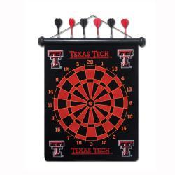 Texas Tech Red Raiders Magnetic Dart Board - Thumbnail 0