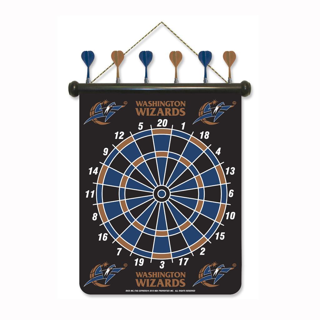 Washington Wizards Magnetic Dart Board