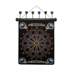 Seattle Seahawks Magnetic Dart Board - Thumbnail 1
