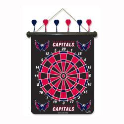 Washington Capitals Magnetic Dart Board - Thumbnail 1