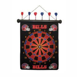 Buffalo Bills Magnetic Dart Board - Thumbnail 0