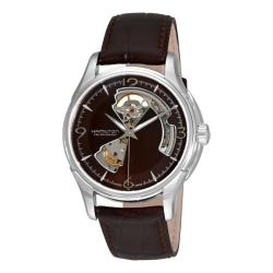 Hamilton Men's 'Jazzmaster Viewmatic Open Heart' Automatic Watch