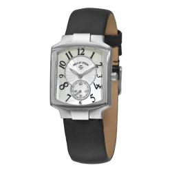 Philip Stein Women's Signature Classic Black Strap Watch