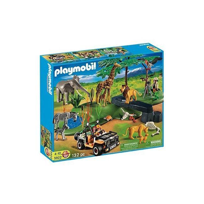 Shop Playmobil Safari Play Set Free Shipping Today Overstock