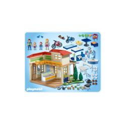Playmobil Summer House Play Set