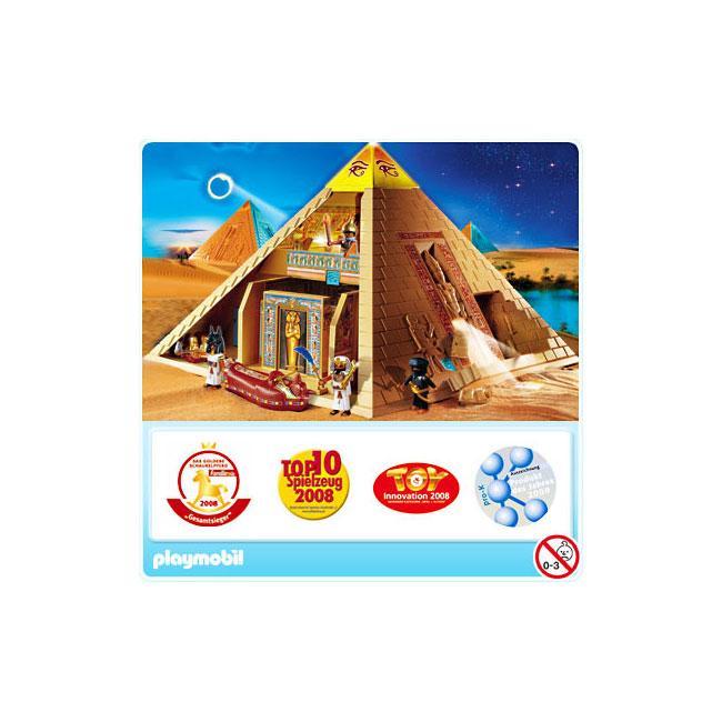 Playmobil Pyramid Play Set