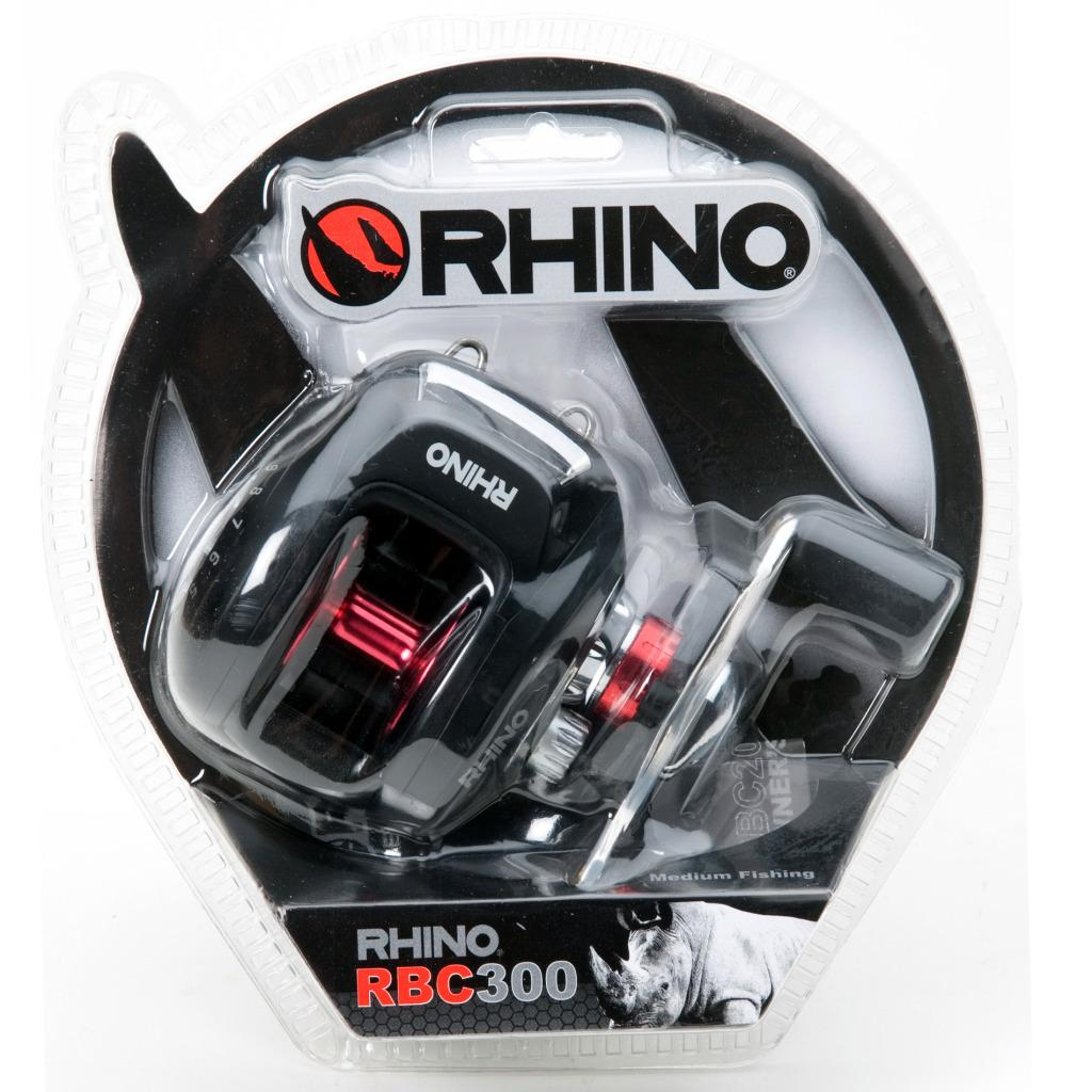 Zebco Rhino 33 Right Handed Casting Reel Free Shipping