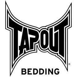Tap Out All-American Black 3-piece Comforter Set - Thumbnail 1