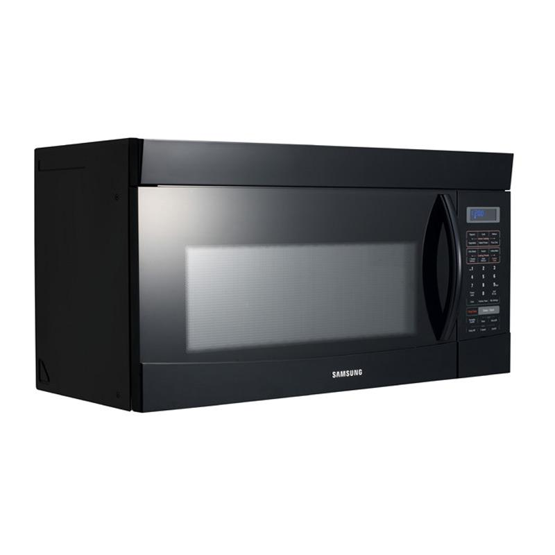 Samsung SMH9187B Black 1.8-cu-ft 1100-watt Microwave