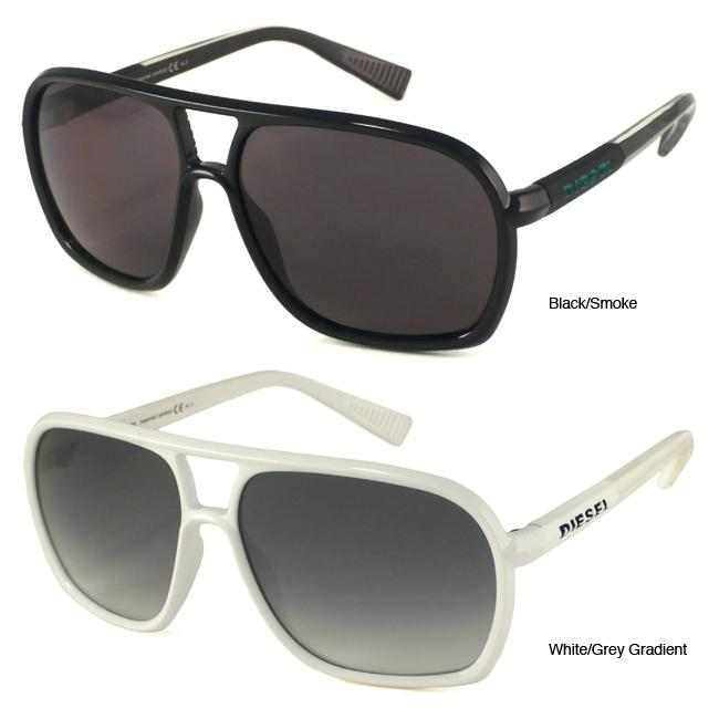 Diesel DS0203 Men's (Unisex) Aviator Sunglasses