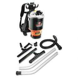 Hoover Commercial  Low Pile 9.2-pound Backpack Vacuum Cleaner