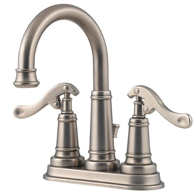 Price Pfister Rustic Pewter Ashfield Bathroom Faucet - Thumbnail 0