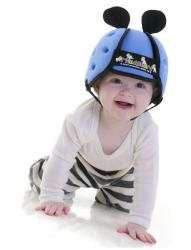 Thudguard Infant Safety Hat in Blue - Thumbnail 2