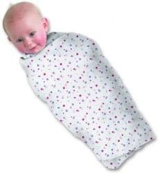 Summer Infant SwaddleSquare in Pink Sprinkles