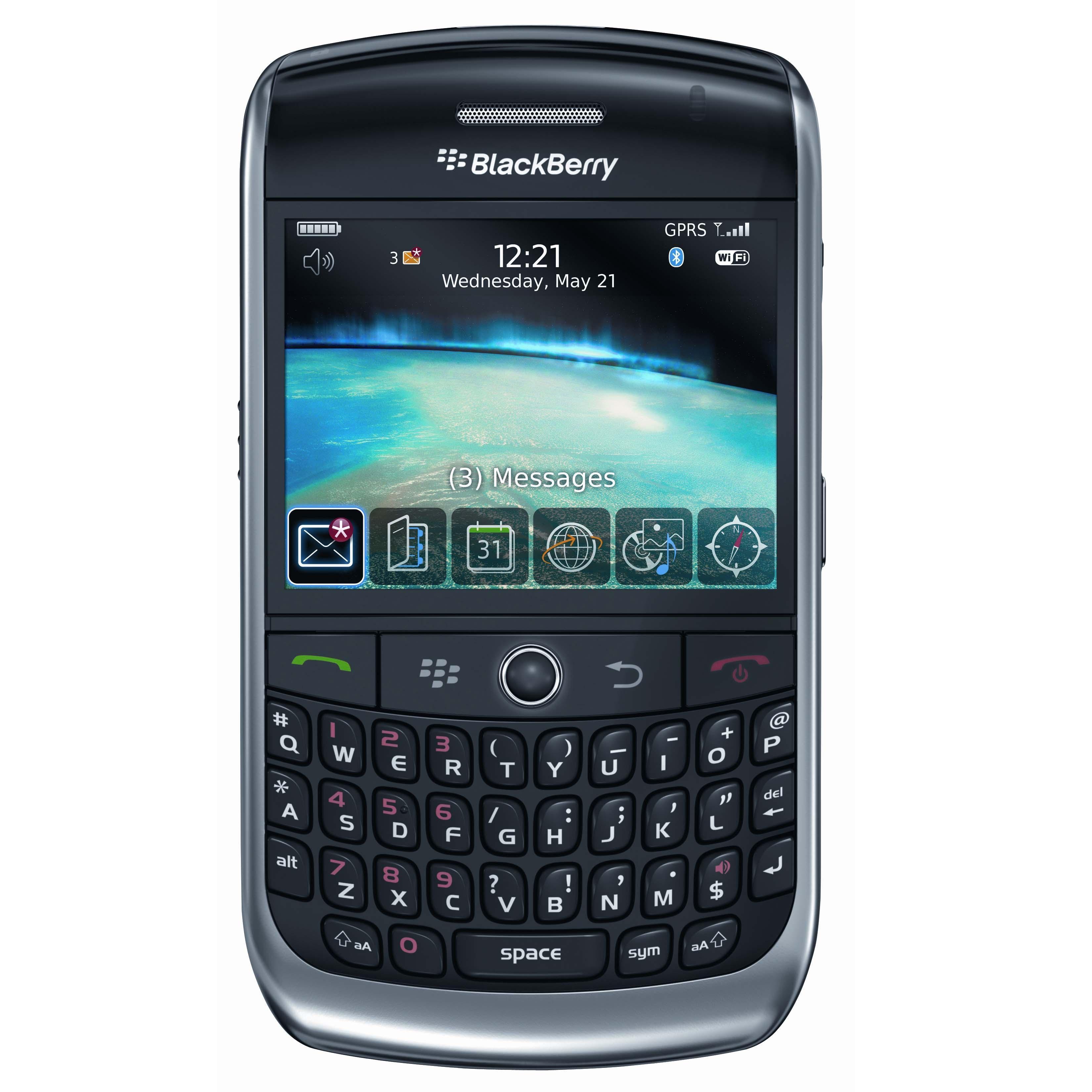 Blackberry Curve Javelin 8900 Unlocked Cell Phone