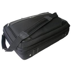 Kemyer Deluxe Ballistic Nylon 17-inch Laptop Briefcase