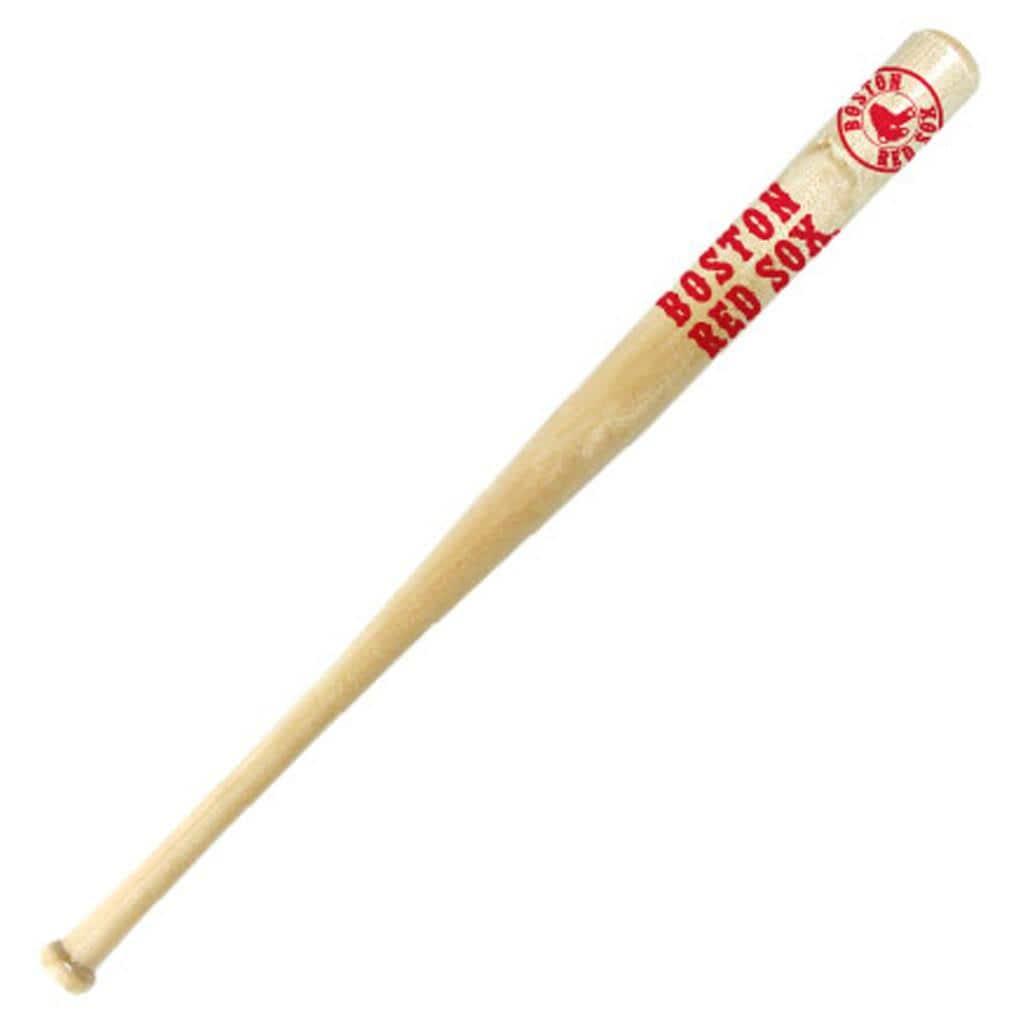 Boston Red Sox Mini-bat Souvenir Set