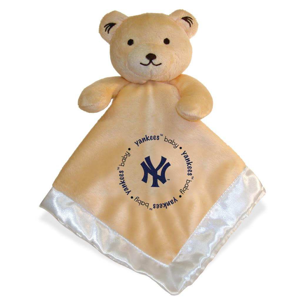 Shop Baby Fanatic New York Yankees Snuggle Bear Free