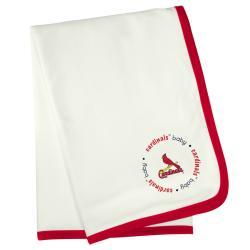 Baby Fanatic St. Louis Cardinals Cotton Receiving Blanket - Thumbnail 1