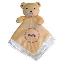 Baby Fanatic Atlanta Braves Snuggle Bear - Thumbnail 1