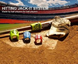 As Seen on TV Hitting Jack-It Baseball/ Softball Swing Training System - Thumbnail 1