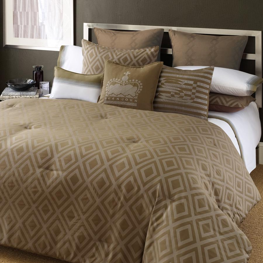 Sean John Forever 3-piece Full/ Queen-size Comforter Set