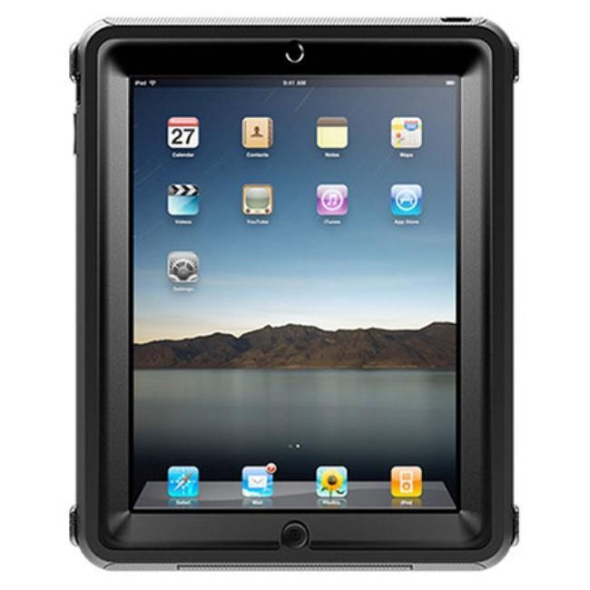 Otterbox Defender iPad 2 Black Protector Case