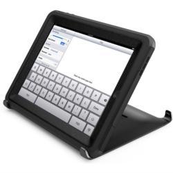 Otterbox Defender iPad 2 Black Protector Case - Thumbnail 2