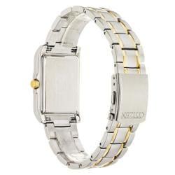 Citizen Men's 'Eco-Drive' Two-Tone Steel Chronograph Quartz Watch