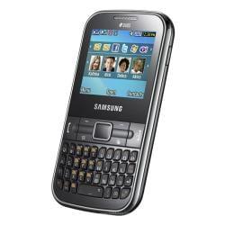 Samsung Ch@t C322 Dual-SIM Unlocked GSM Cell Phone