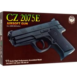 Whetstone CZ Airsoft Pistol with 33 6mm BBs - Thumbnail 1